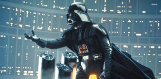 Darth Vader il villain per antonomasia di Star Wars
