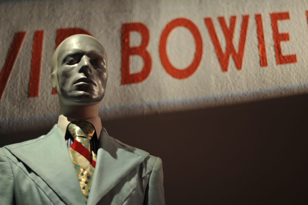 David Bowie is MAMbo veduta della mostra