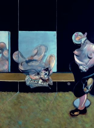 Francis Bacon, Studies from the Human Body, 1975 - collezione privata - (c) The Estate of Francis Bacon