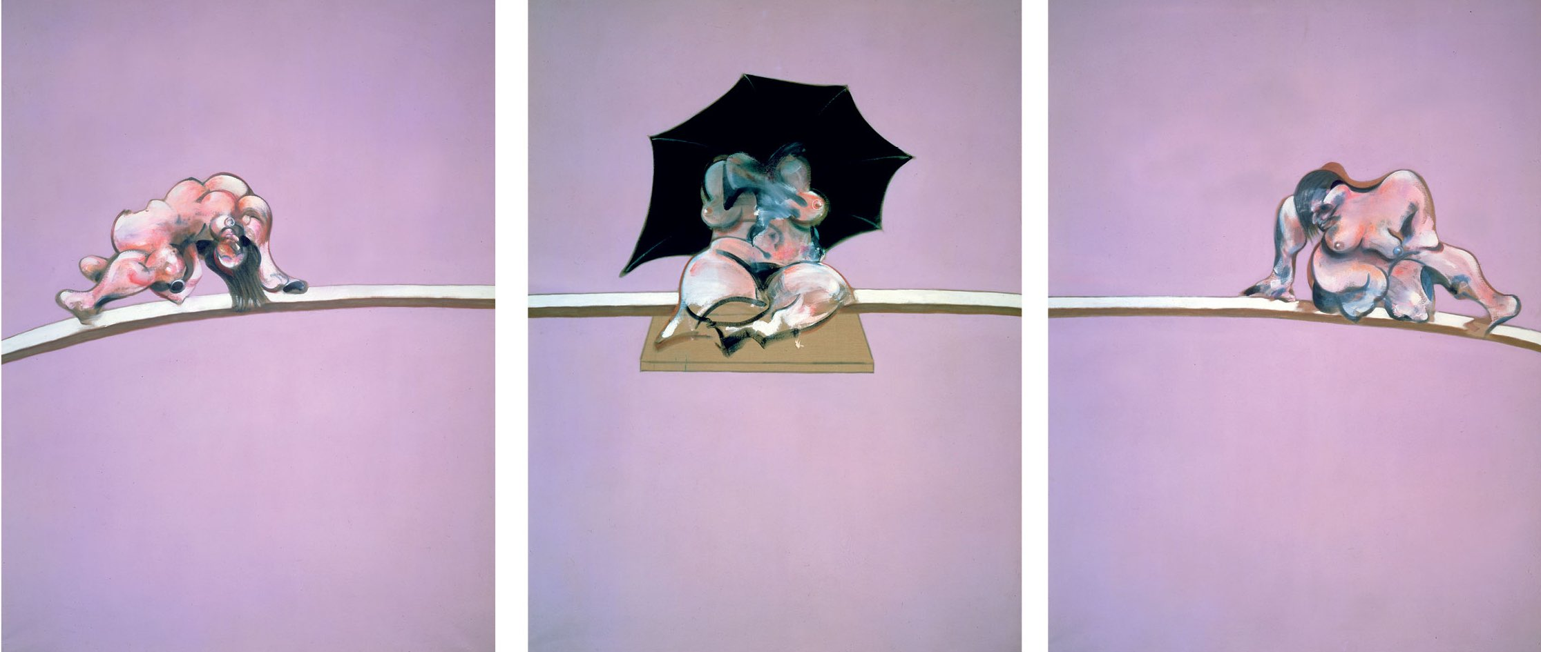 Francis Bacon a Monte-Carlo, 1981 - (c) Eddy Batache - courtesy Francis Bacon MB Art Foundation - MB Art Collection