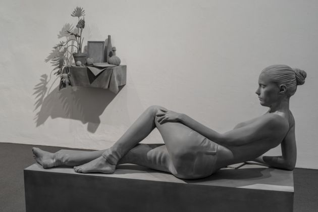 Hans Op de Beeck - Small Things and Soothing Thoughts – installation view at Galleria Continua, San Gimignano 2016 - courtesy Galleria Continua, San Gimignano - Beijing - Les Moulins - Habana - photo Ela Bialkowska