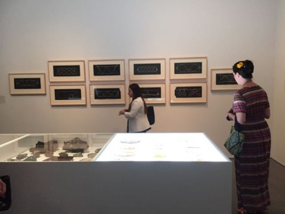 """""""The Keeper"""", New Museum, New York 2016 - exhibition view"""