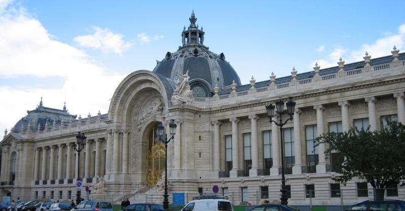 Il Petit Palais, a Parigi