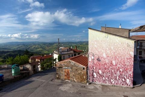 Tellas, In the Heart of Irpinia, Impronte 2016, credit Antonio Sena