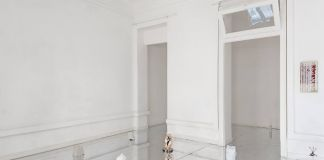Jason Gomez – Opsis - installation view at Clima Gallery, Milano 2016