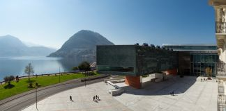 LAC, Lugano - esterno panoramico ©LAC 2015 - photo Studio Pagi