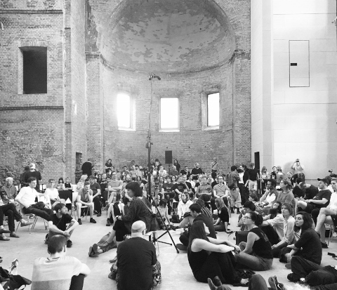 Marginal Consort - St. Elisabeth Kirche, Berlino 2016 - photo White