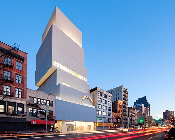 New York, New Museum