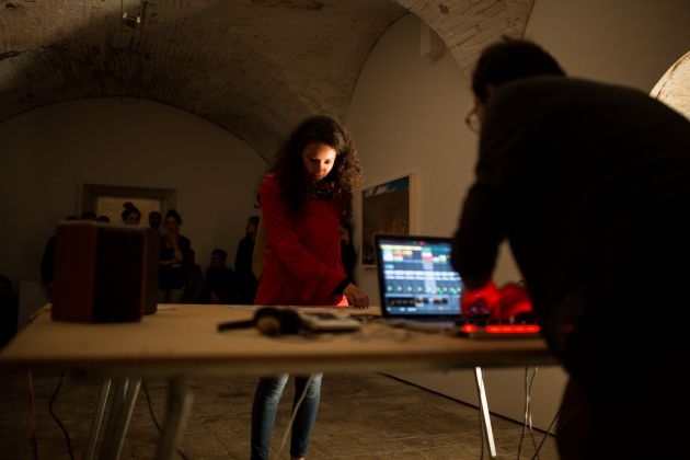 Why patterns, Città Sant'Angelo, opening (foto G. Carlone)