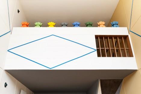Alessandro Mendini, restyling dell'appartamento 50 - Marsiglia Unità d'abitazione di Le Corbusier, 2016