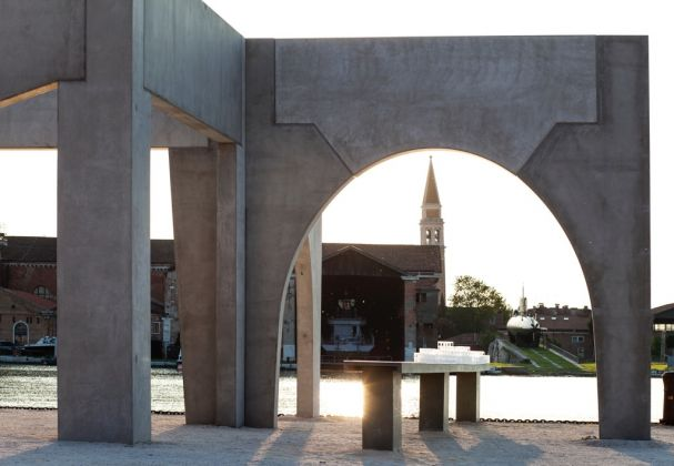 15. Mostra Internazionale di Architettura - La Biennale di Venezia, Reporting from the Front - ORG Permanent Modernity - Monument for an open society - photo Francesco Galli - courtesy La Biennale di Venezia _5