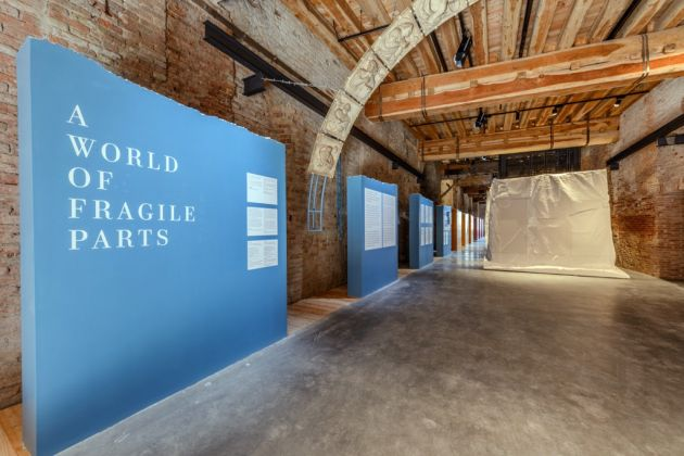 A World of Fragile Parts - installation view at La Biennale di Venezia and V&A, 2016 - photo Andrea Avezzù - courtesy La Biennale di Venezia