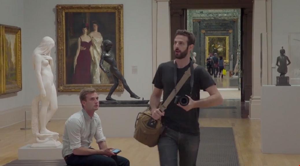 Vedere tutta l'arte di Londra in un giorno. Il video