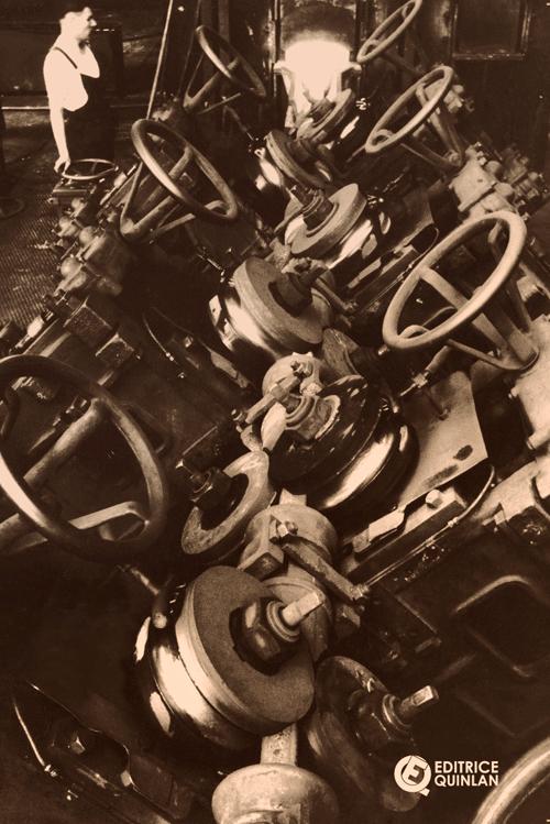 Angelo Pietro Desole – La fotografia industriale in Italia 1933-1965 – Quinlan