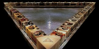 Judy Chicago, The Dinner Party, 1974-79