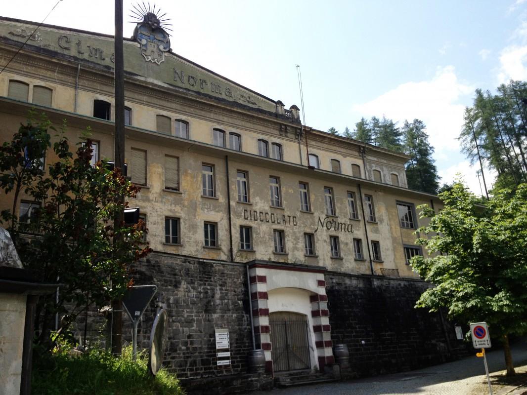 La Fabbrica del Cioccolato, Torre-Blenio