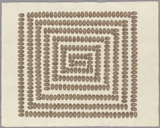 Richard Long, Untitled, 2005
