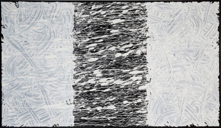Richard Long, Untitled, 2013