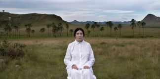 The Space In Between. Marina Abramovic in Brazil