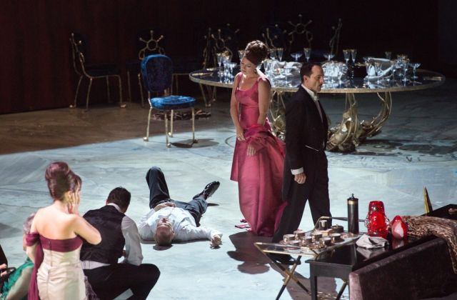 Thomas Adès, The Exterminating Angel - © Salzburger Festspiele 2016 :: Monika Rittershaus