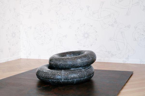 Ai Weiwei - #SafePassage (foto Foam Museum)