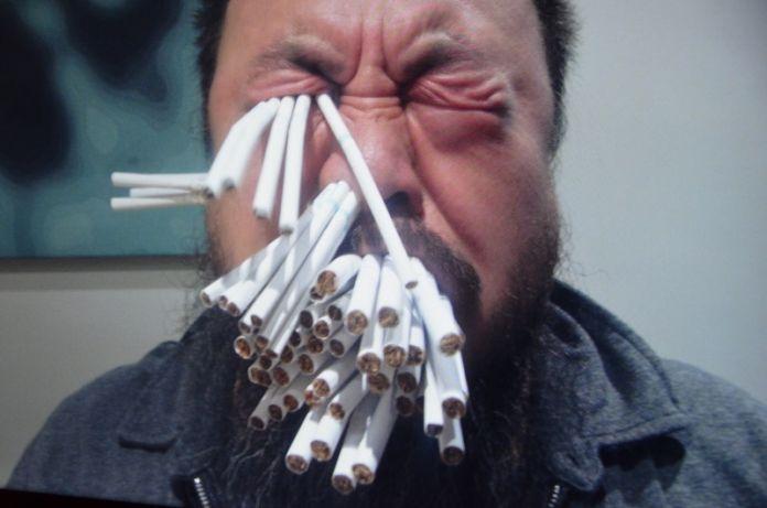 Ai Weiwei in mostra a Palazzo Strozzi, Firenze, foto Valentina Silvestrini