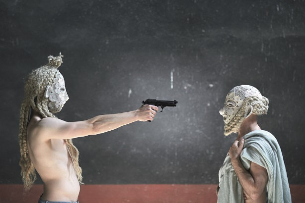 Anagoor, Socrate il Sopravvissuto - photo Giulio Favotto