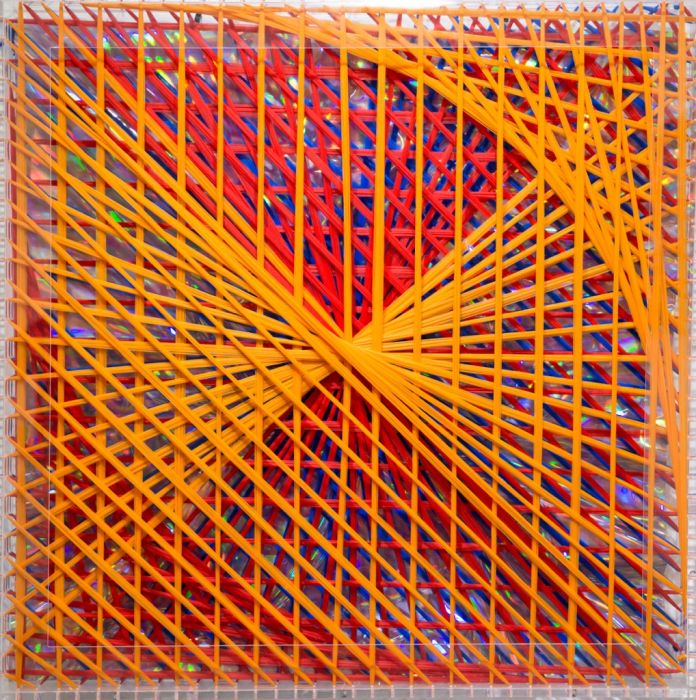 Emilio Cavallini, Rainbow. Catastrophic Bifurcation, 1998