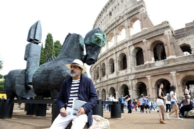 Gustavo Aceves in mostra a Roma (8)