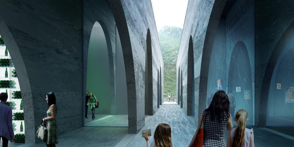 Il progetto di MVRDV per San Pellegrino (3)