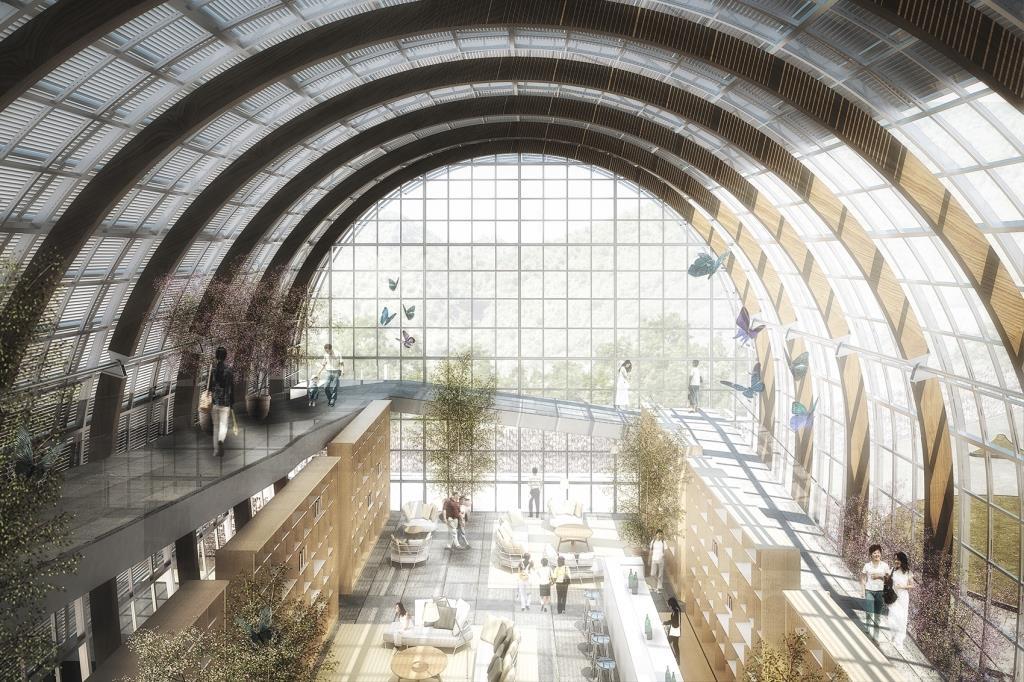 Il progetto di Michele De Lucchi per San Pellegrino