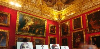 Karl Lagerfeld - Visions of Fashion - exibition view at Palazzo Pitti, Firenze 2016 - photo Archivio Brusinskj