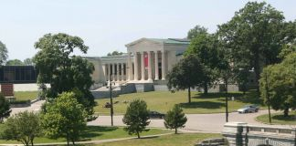 La Albright-Knox Art Gallery di Buffalo