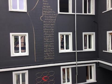 Officina della Scrittura, Torino - foto Claudia Giraud