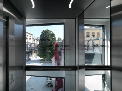 Officina della Scrittura, Penne Aurora Torino - foto Massimo Listri
