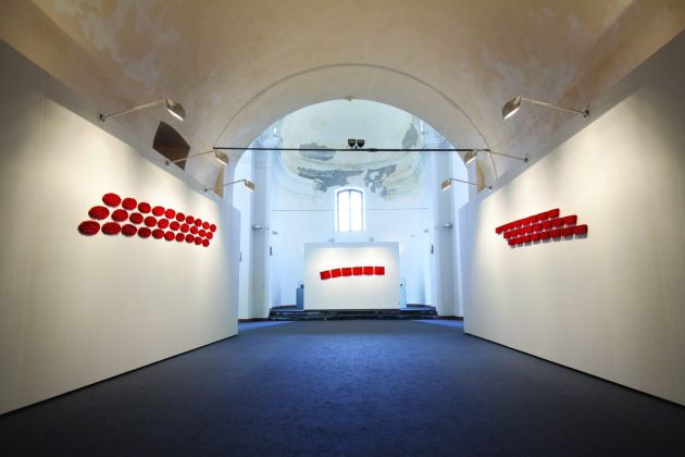 Pino Pinelli in mostra a Mosca