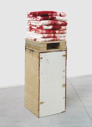 Rachel Howard, Paintings of Violence (Why I am not a mere Christian), 2016 (particolare) - photo Prudence Cuming