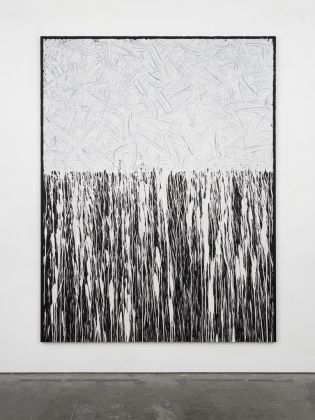Richard Long, Untitled, 2016 - © Richard Long; Courtesy Lisson Gallery