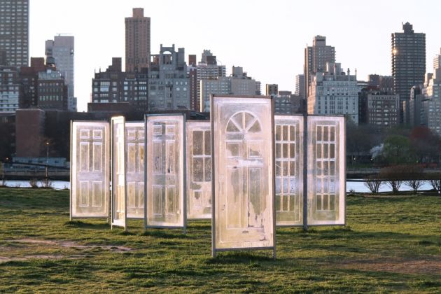 Saul Melman, Best Of All Possible Worlds, 2011 - Socrates Sculpture Park, New York