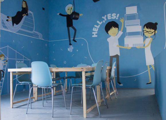 Scuola di Architettura per Bambini, Farm Cultural Park, Favara. Photo Nadia Castronovo