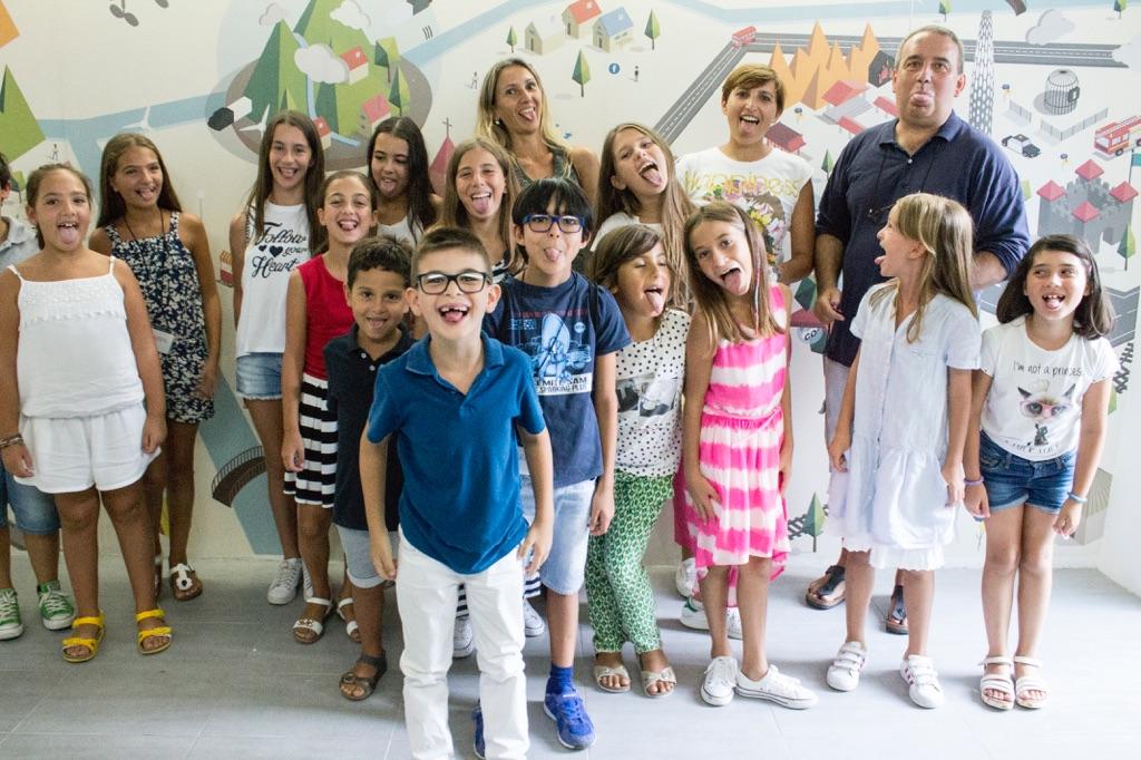 Scuola Di Architettura Per Bambini Farm Cultural Park Favara