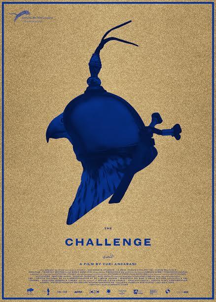 Tha Challenge, la locandina del film