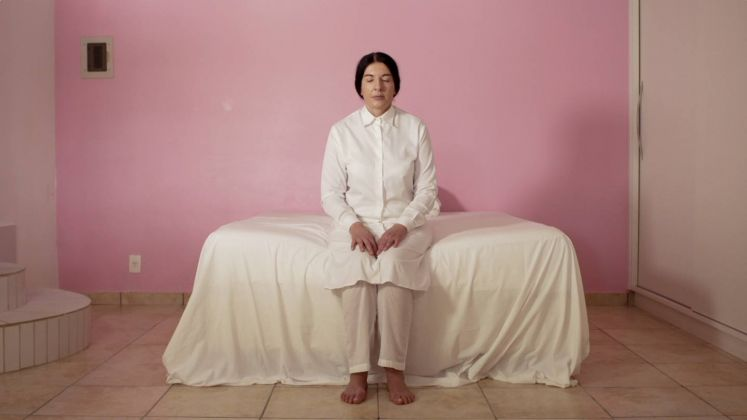 The Space in Between. Marina Abramović and Brazil
