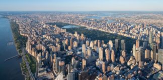 VIA 57 West, intervento di Bjarke Ingels a New York - foto Iwan Baan
