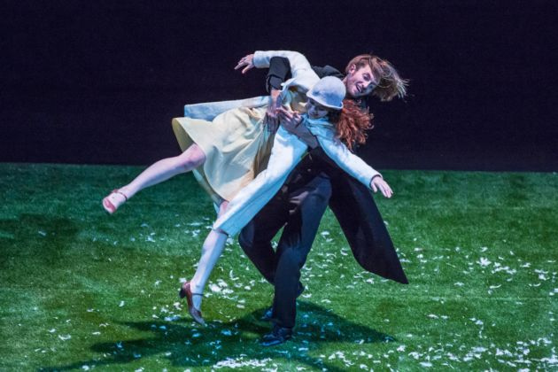 Balletto Civile, How long is now - photo Marco Caselli Nirmal