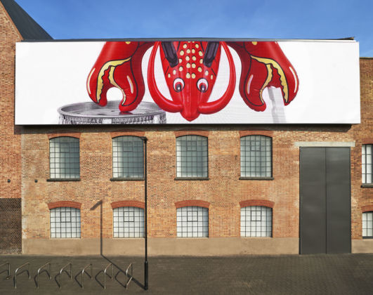 Caruso St John, Newport Street Gallery (c) Prudence Cumings Associates