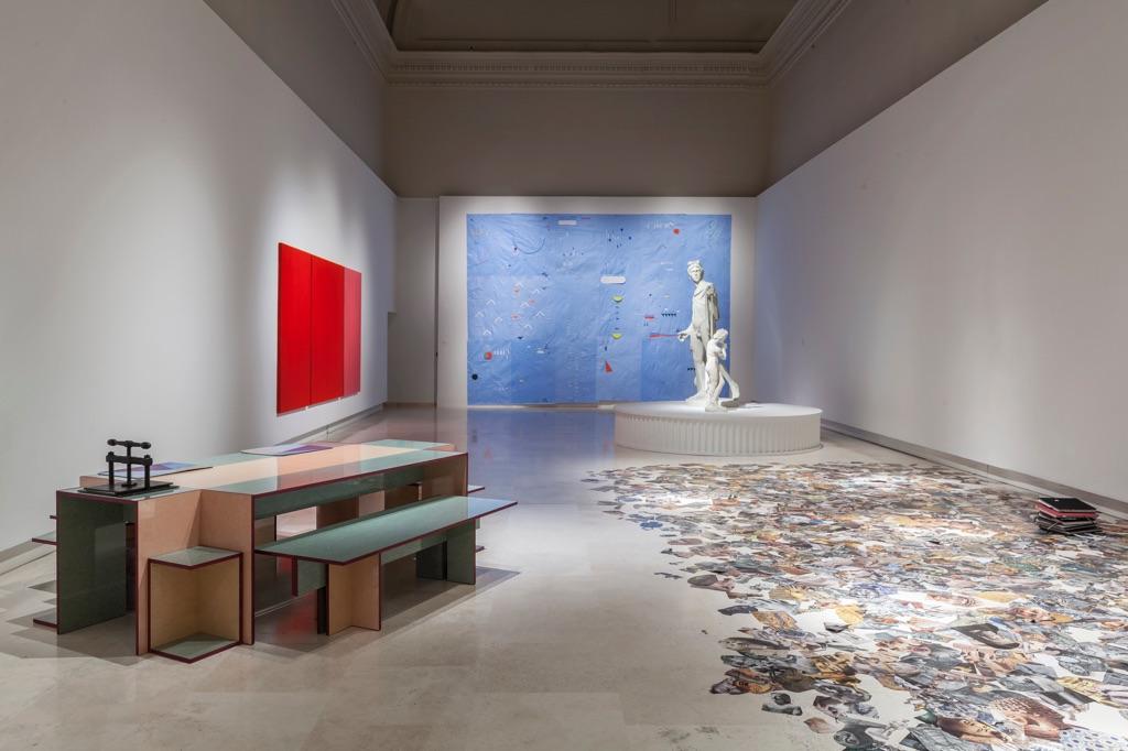 Cristiana Perrella, La Seconda Volta, exhibition view - Credits OKNOstudio - Courtesy La Quadriennale di Roma