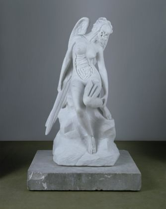 Damien Hirst, Anatomy of an Angel, 2008, © Damien Hirst and Science Ltd. All rights reserved, DACS 2016, poto Prudence Cuming Associates - Courtesy White Cube