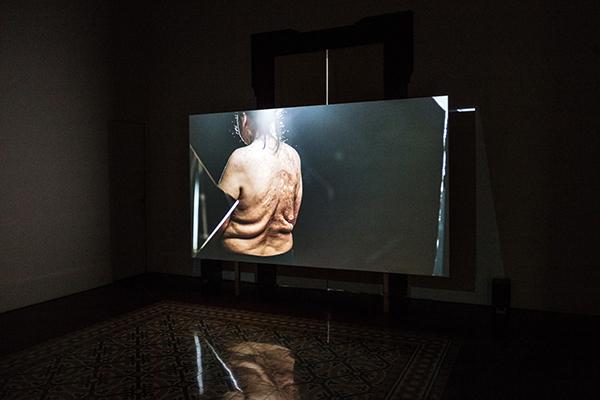 Damir Ocko, The Third Degree, 2015 - Courtesy the artist & Galleria Tiziana Di Caro, Napoli - photo Danilo Donzelli