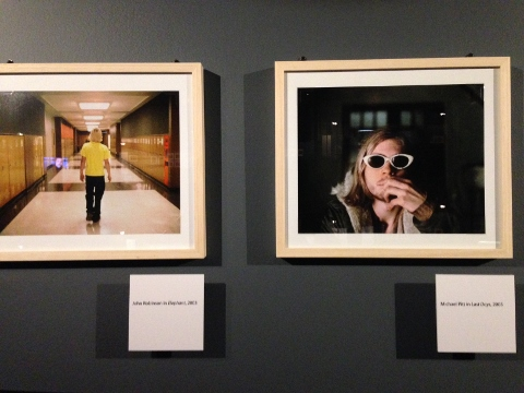 Gus Van Sant. Icone - Museo Nazionale del Cinema, Torino